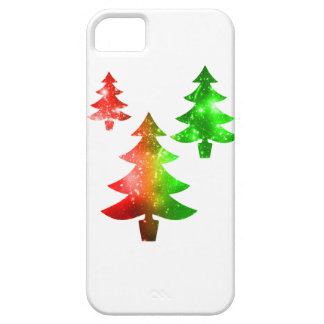Christmas Trees iPhone 5 Cover