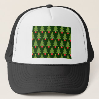 Christmas Trees Trucker Hat