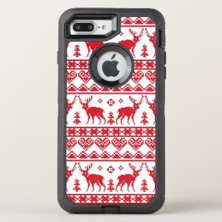 Christmas ugly Sweater iPhone 7 plus
