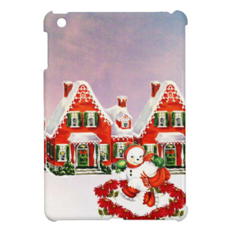 CHRISTMAS VILLAGE iPad MINI CASE