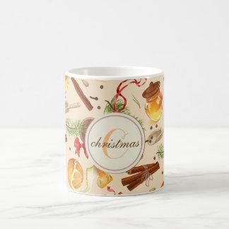 Christmas Vintage Scents Coffee Mug