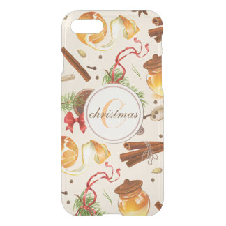 Christmas Vintage Scents iPhone 8/7 Case
