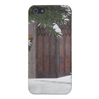 Christmas Winter Scenes  iPhone 5 Cases