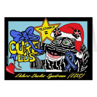 Christmas Wish for a EDS Cure Card