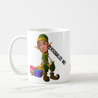 Christmas with lutinTrump Coffee Mug