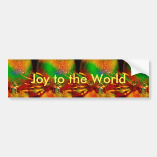Christmas Wrapping 6 Bumper Sticker