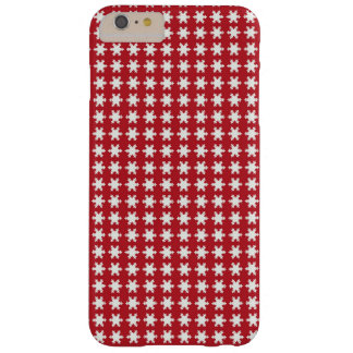 Christmas Wrapping Barely There iPhone 6 Plus Case