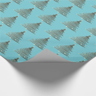 Christmas Wrapping Paper-Oh Christmas Tree Wrapping Paper