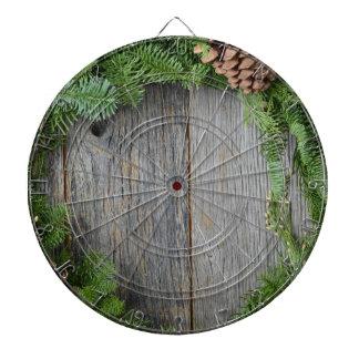 Christmas Wreath Dartboard