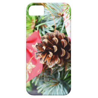 Christmas wreath decoration case for the iPhone 5