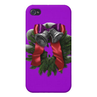 Christmas Wreath  iPhone 4/4S Cover