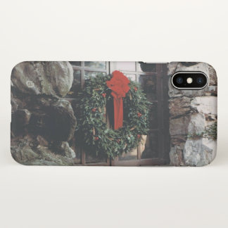 Christmas Wreath iphone Cover