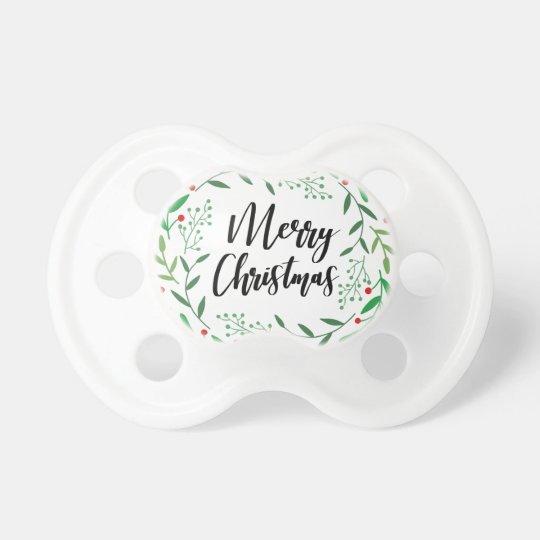 Christmas Wreath, Merry Christmas, Happy Holidays Dummy