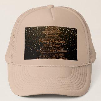 Christmas Xmas Trucker Hat
