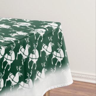 ChristmasTablecloth Festive Holiday Tablecloths