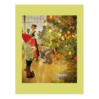 Christmastime Again Postcard