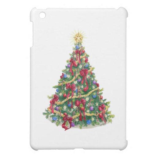 ChristmasTree/Holiday Tree Case For The iPad Mini