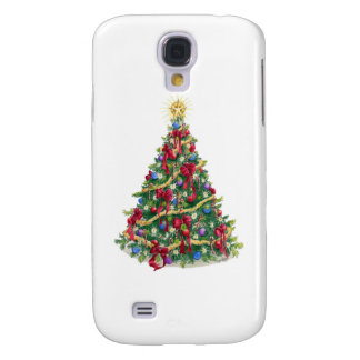 ChristmasTree/Holiday Tree Samsung Galaxy S4 Covers