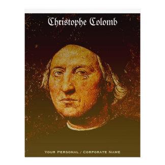 Christophe Colomb 21.5 Cm X 28 Cm Flyer