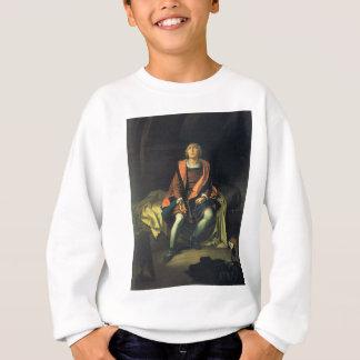 Christopher Columbus paint by Antonio de Herrera Sweatshirt
