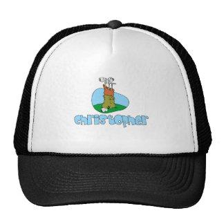 Christopher Mesh Hats