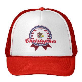Christopher, IL Trucker Hat