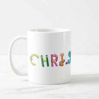 Christopher Mug