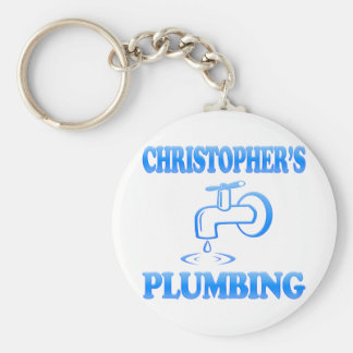 Christopher s Plumbing Keychains
