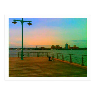 Christopher Street Pier Postcard