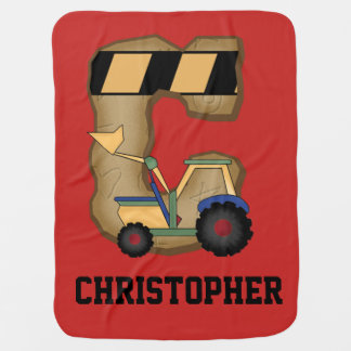 Christopher's Personalized Gifts Baby Blanket