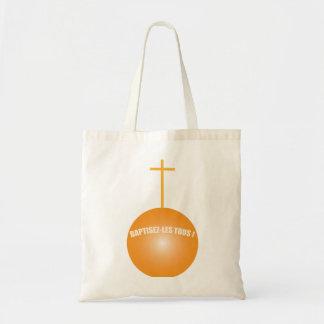 Christote bag - Baptize to them all!