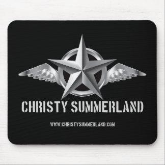 Christy Summerland Logo Mousepad