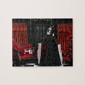 Chritmas gothic jigsaw puzzle