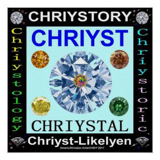 CHRIYST-LIKELYEN 1a Poster