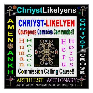 CHRIYST-LIKELYEN 2b Poster