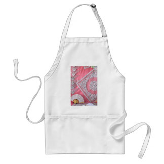 Chrochet and Bead work Adult Apron
