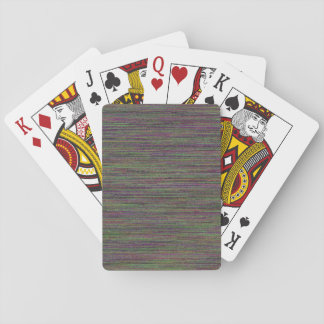 Chroma Denim Look Playing Cards