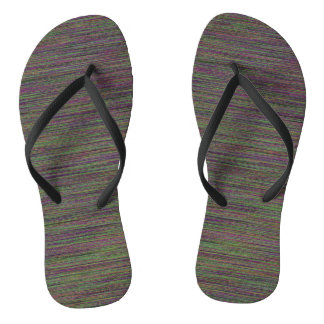 Chroma Denim Look Thongs