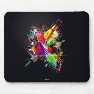 Chromata Reincarnation Mouse Pad