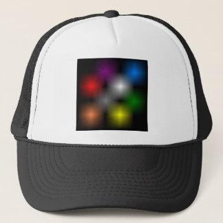 Chromatic Cube Ball Cap