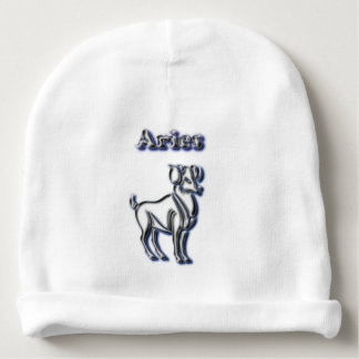 Chrome Aries Baby Beanie
