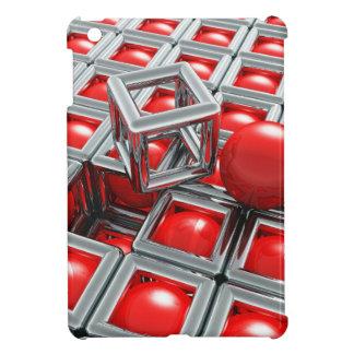chrome balls iPad mini covers