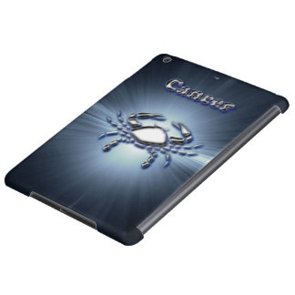 Chrome Cancer Cover For iPad Air