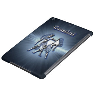 Chrome Gemini Case For iPad Air