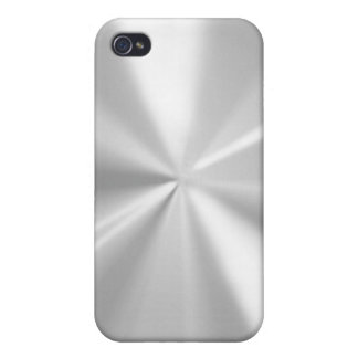 - Chrome iPhone 4/4S Cover