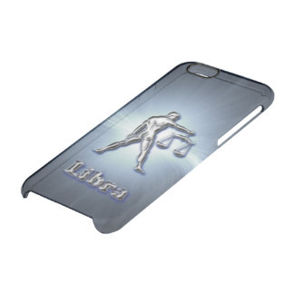 Chrome Libra Clear iPhone 6/6S Case