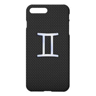 Chrome Like Gemini Zodiac Sign iPhone 7 Plus Case