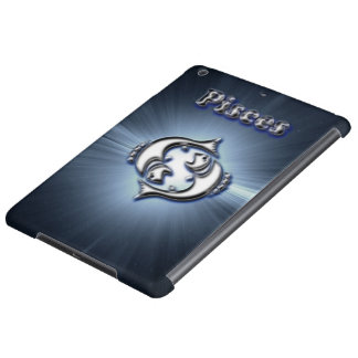 Chrome Pisces iPad Air Cover