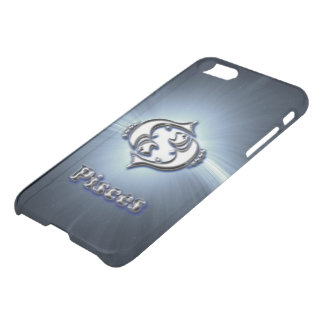 Chrome Pisces iPhone 8/7 Case