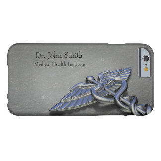 Chrome Professional Medical Caduceus - iPhone Case